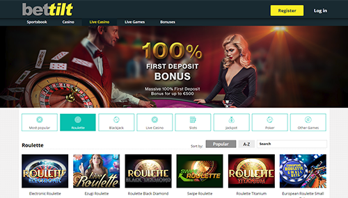 bettilt-Casino