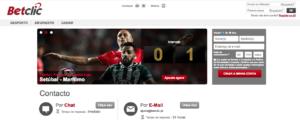 Betclic pt homepage